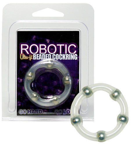 Эрекционное кольцо – Robotic Cock Ring