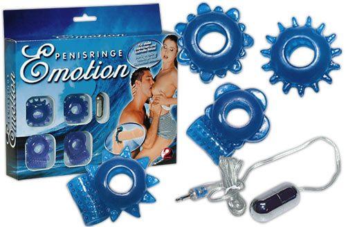 Эрекционные кольца – Emotion Penisringe