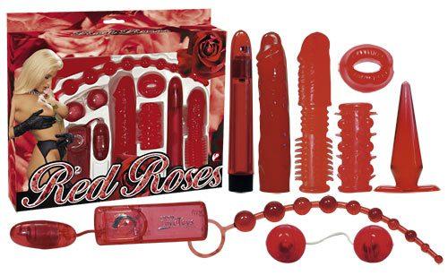 Секс набор – Red Roses Set