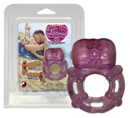Эрекционное кольцо – Lifeguard Penisring