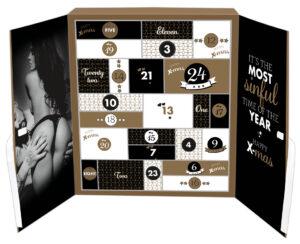 Эротический календарь – Advent Calendar 2017 Wholesal