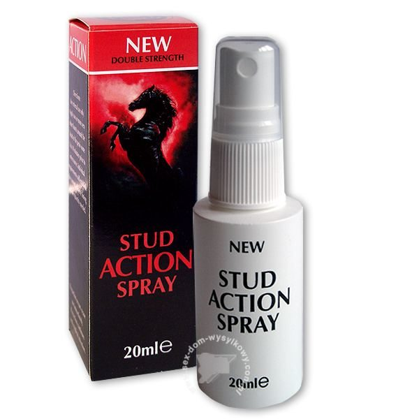Спрей пролонгатор – Stud Action Spray