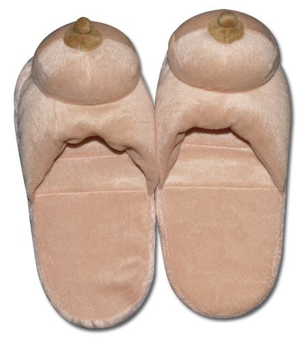 Тапочки – Boob Slippers