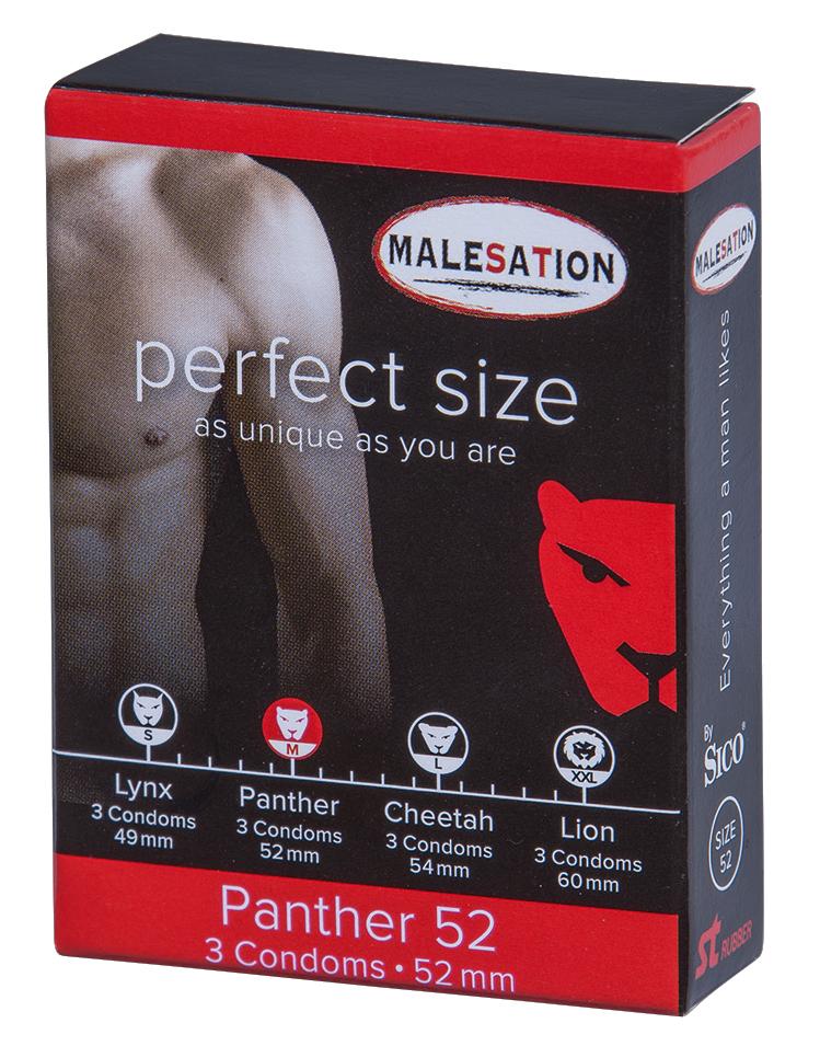 MALESATION Panther 52