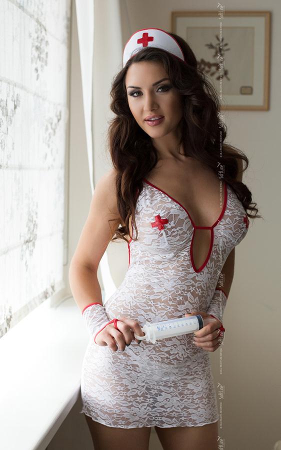 Ролевой костюм – Assistant, белый