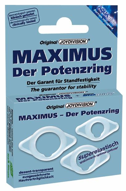 Эрекционные кольца – MAXIMUS Der Protezring small