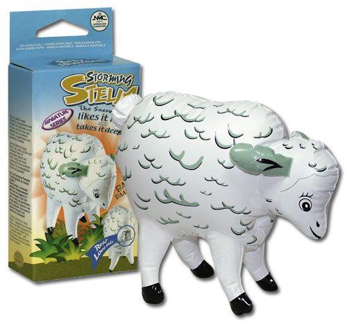 Секс кукла овечка – Storming Stella