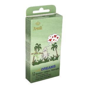Презервативы – Amor wild Dreams 12шт