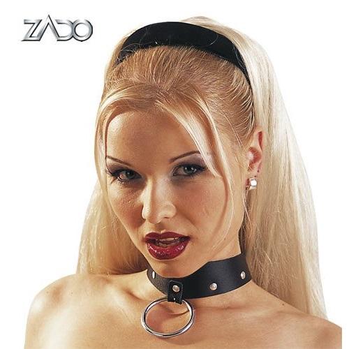 Ошейник – Leder Halsband 2, черный