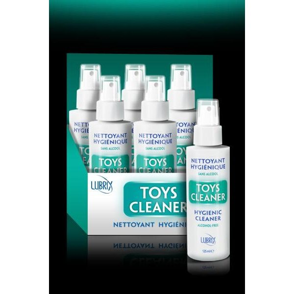 Уход за игрушками – Toys Cleaner 125ml Lubrix