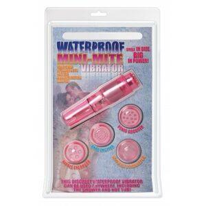 Клиторный стимулятор – Waterproof Mini Mite, pink