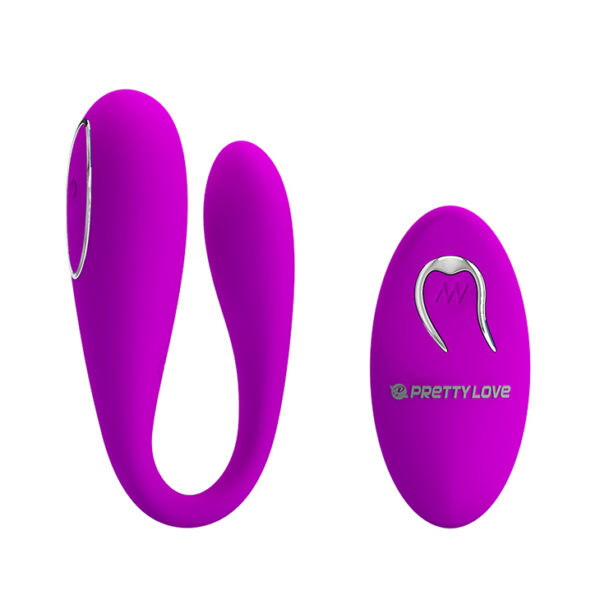 Hi-tech вибратор – Pretty Love Algernon Stimulator, фиолетовый