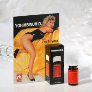 Капли – YOHIMBIN – only bottle, 5мл